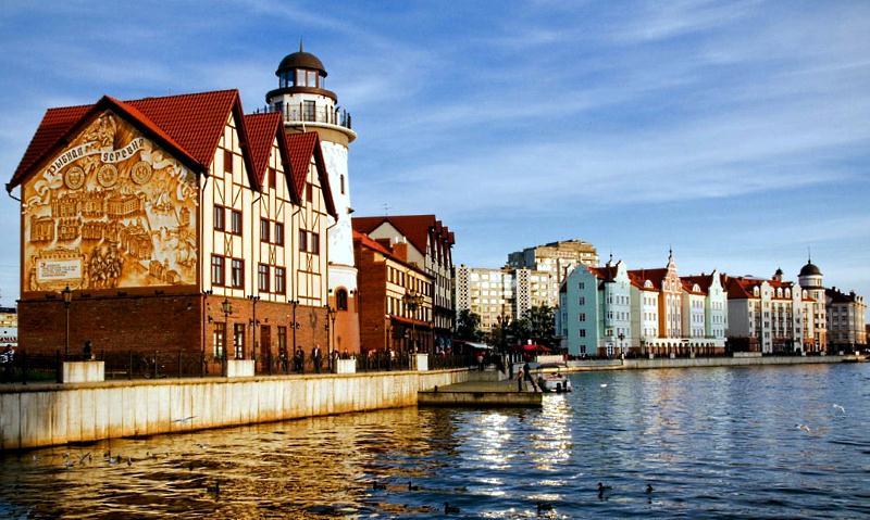 Kaliningrad Viisumi